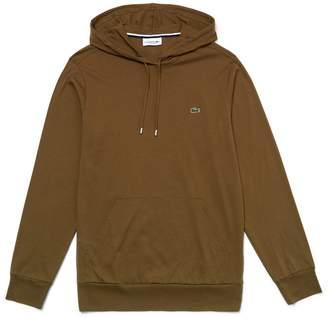 Lacoste Men's Hooded Cotton Jersey Sweatshirt