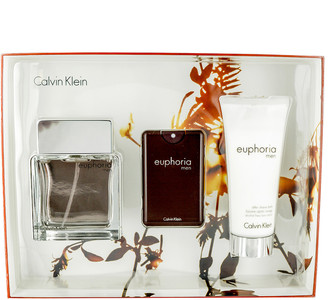 Calvin Klein Men's Euphoria Men Gift Set