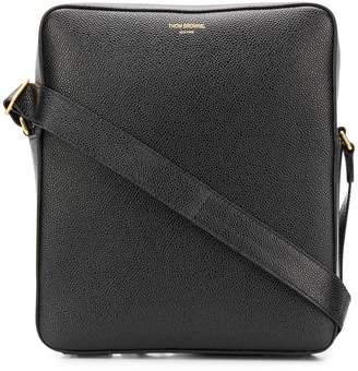 Thom Browne textured leather shoulder bag