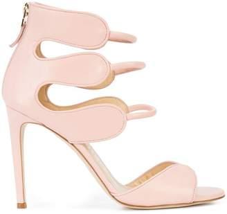Chloé Gosselin strappy stiletto sandals