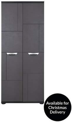 Consort Furniture Limited Eva Ready Assembled 2 Door Wardrobe