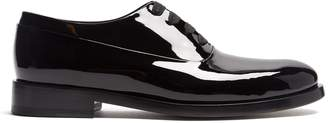 Valentino Patent-leather oxford shoes