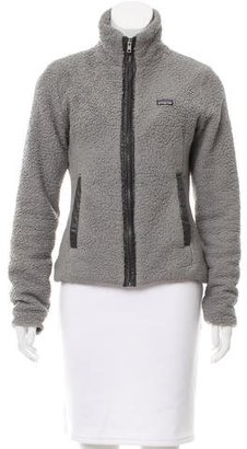 Patagonia Long Sleeve Lightweight Jacket $85 thestylecure.com