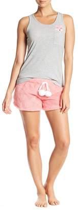 Couture PJ My Furry Friends Fox 2-Piece Pajama Set