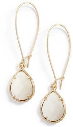 Women's Kendra Scott 'Dee' Teardrop Earrings $50 thestylecure.com