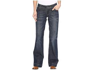 Stetson Denim Trouser S on Back Pocket
