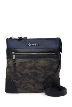 Robert Graham Sacco Mini Messenger Bag