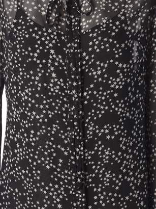 Michael Kors Star Print Blouse