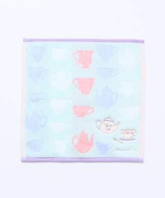 Afternoon Tea (アフタヌーン ティー) - アフタヌーン ティー ティーポット柄ミニタオル