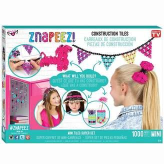 Fashion Angels ZNAPEEZ! Mini Tiles - GIRL - Super Set