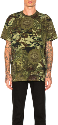 Givenchy Money Print Tee $835 thestylecure.com