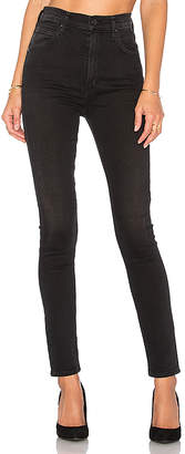 Citizens of Humanity Chrissy Uber High Rise Skinny $218 thestylecure.com