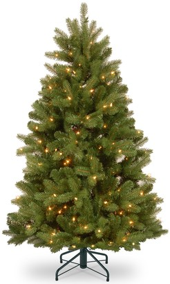 National Tree Company 60-in. Pre-Lit Newberry Spruce Artificial Christmas Tree