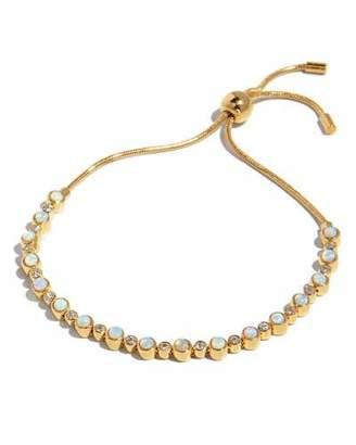 Tai Synthetic Opal Tennis Bracelet