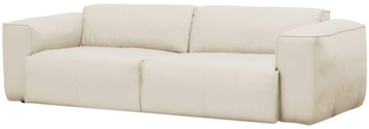 Sofa Hudson II (3-Sitzer) Echtleder