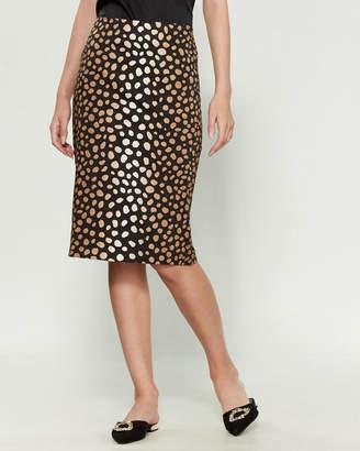 Samantha Sung Chloe Jaguar Skirt
