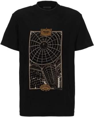 Prada Galleria T-shirt