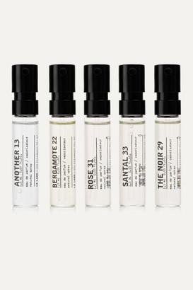Le Labo Eau De Parfum Discovery Set, 5 X 1.5ml - Colorless