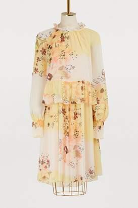 See by Chloe Georgette dress