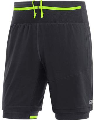 Gore Wear R7 2in1 Short - Men's