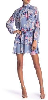 Yumi Kim Class Act Floral Print Dress