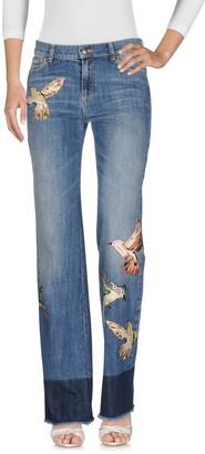 RED Valentino Denim pants - Item 42647772WL
