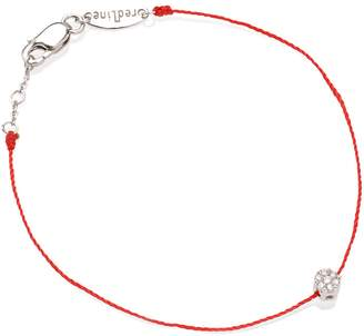 Redline Diamond Illusion Bracelet