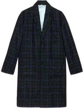 Gucci Flannel coat