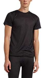 Zimmerli Men's Jersey Insulated T-Shirt - Light Gray