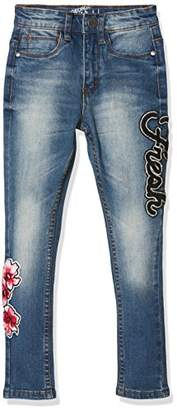 George Gina & Lucy GIRLS Girl's 50552 Jeans, (Fancy Blue 9595)