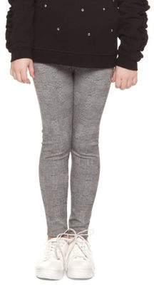 Dex Girl's Plaid Leggings