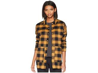 Burton Teyla Flannel Long Sleeve T-Shirt