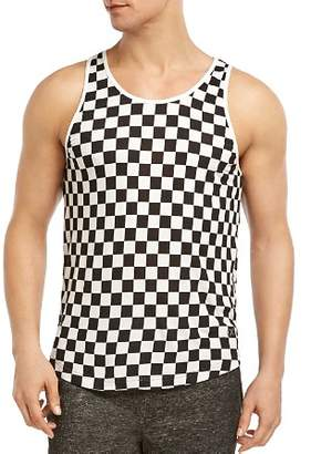 2xist Checkered Tank Top