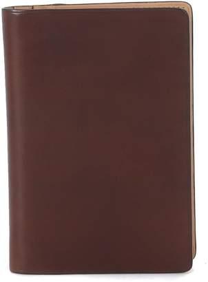 Il Bussetto Hazelnut Tuscan Leather Passport Holder
