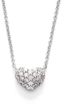 Bony Levy Diamond Pave Heart Pendant Necklace