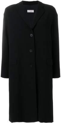 Alberto Biani single-breasted coat