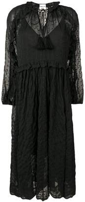 Semi-Couture Semicouture embroidered lace dress
