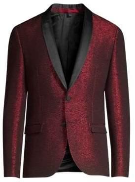 HUGO Extra Slim Arti Sparkle Sport Jacket