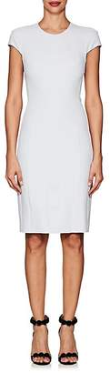 Narciso Rodriguez Women's Crepe Fitted Sheath Dress