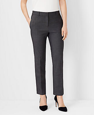 Ann Taylor The Ankle Pant in Bi-Stretch