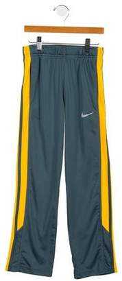 Nike Boys' Athletic Striped Pants