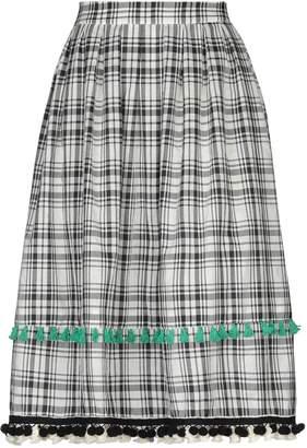 Rose' A Pois 3/4 length skirts - Item 35394416XX