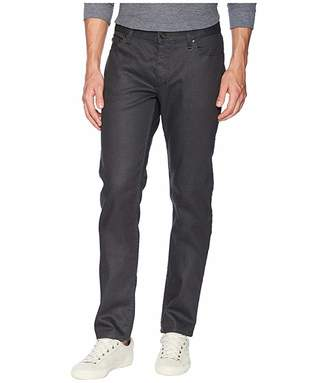 John Varvatos Collection Chelsea Skinny Fit Jeans in Metal Grey