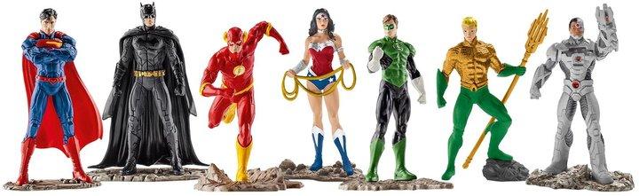 Schleich The Justice League Big Set