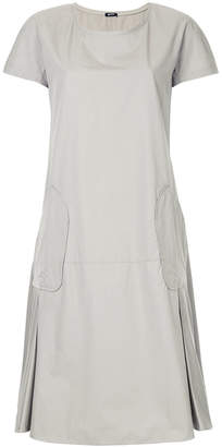 Jil Sander Navy oversized shift dress