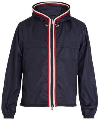 Moncler Anton Technical Jacket - Mens - Navy
