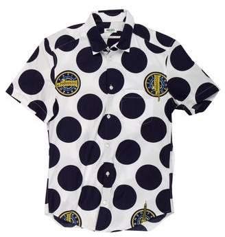 Kenzo Polka Dot Woven Shirt