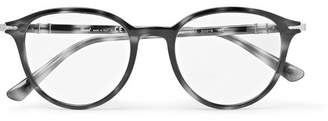 Persol Round-Frame Acetate Optical Glasses