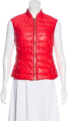 Magaschoni Sleeveless Puffer Vest