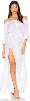 LIONESS Summer Punch Maxi Dress $72 thestylecure.com
